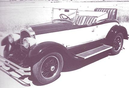 Imperial Roadster