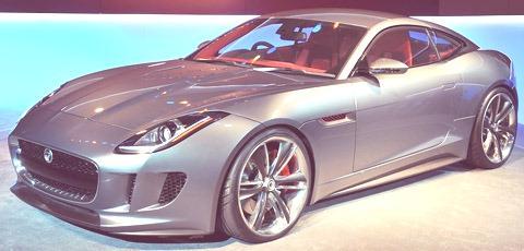Jaguar C-X16 Concept-2012