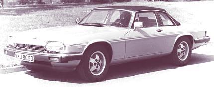 Jaguar XJ-S V12 1988 4