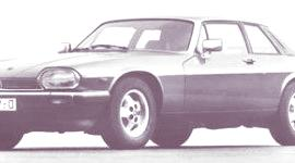 Jaguar XJ-S V12 1988, historia