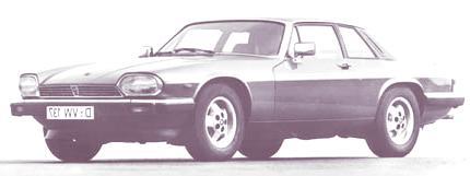 Jaguar XJ-S V12 1988 6