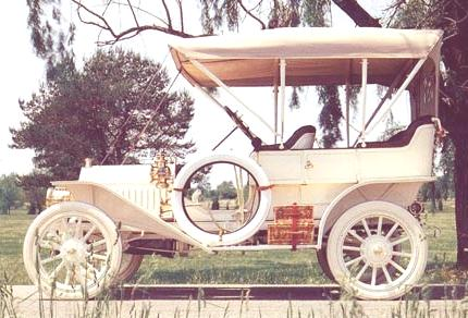 Model 10 Touring 1910