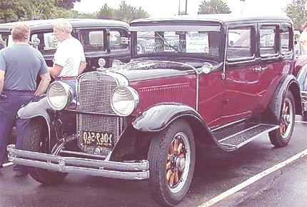 Nash Twin Ignition 1929 2