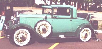 Nash Twin Ignition 1929