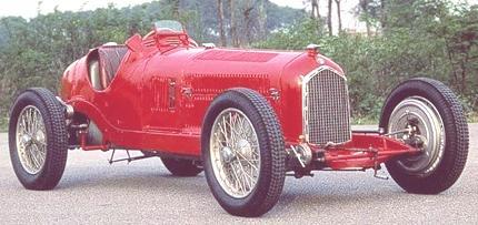 P3 Monoposto 1932