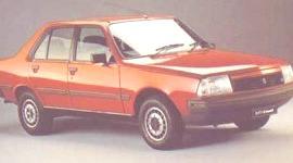 Renault 18 (Argentina), historia