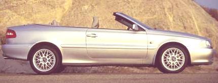 Volvo C70 Cabriolet5