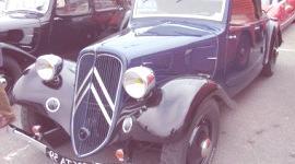 Citroen 7C 1937, historia