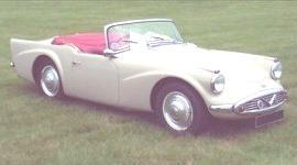 Daimler SP 250 1959, historia