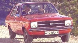 Ford Escort, historia