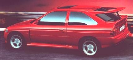 ford escort crossworth 1993