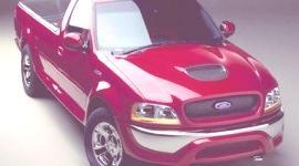 Historia de los Concept Cars, Ford Tritón 1995 y índigo 1996
