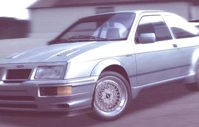 Ford Sierra RS500, historia (primera parte)