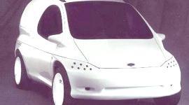 Historia de los Concept Cars, Ford Zig y Zag de 1990