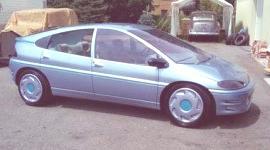 Historia de los Concept Cars, Ford Saguro y Vía Ghia de 1989