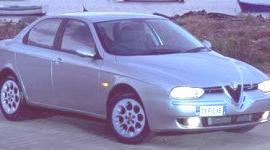 Alfa Romeo 156, historia