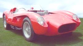 Ferrari 250 Testarossa 1958, historia