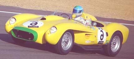 250 Testa Rossa 1958