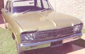 Chevrolet 400 (Argentina), historia