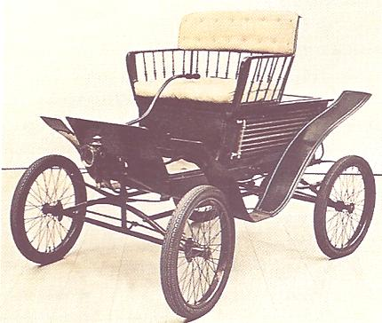 coche a vapor Stanley 1898