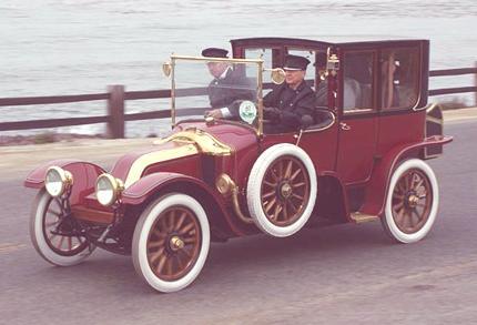 Cb Coupe De Ville 1912