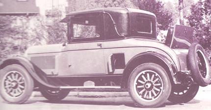 Chrysler Royal Coupe 1925