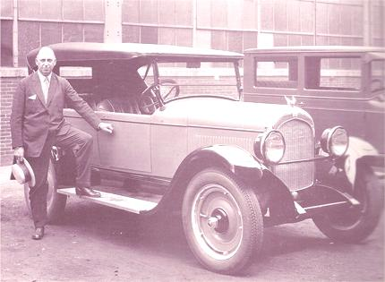 Chrysler Touring 1925