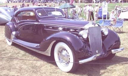 D8 120 S Aerosport Coupe 1939