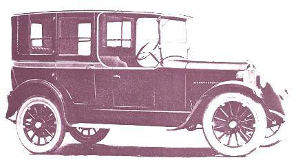 Dodge Sedan 1925