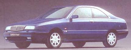 Kappa Coupe azul