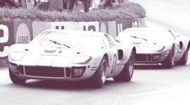Ford GT40, historia