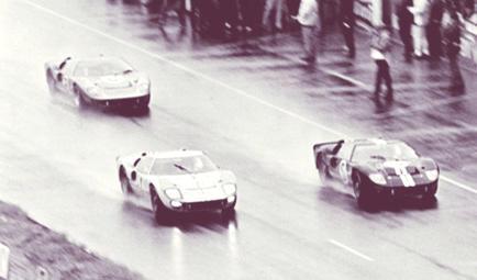 Le Mans Victory 1966