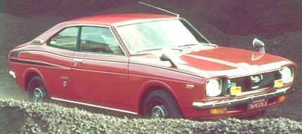 subaru Leone 1972
