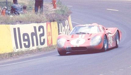 Mark IV Le Mans 1967