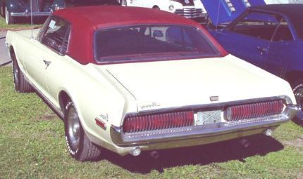 Mercury Cougar 2
