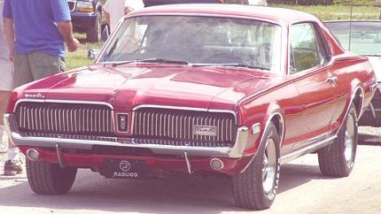 Mercury Cougar 4