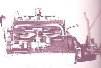 Motor 6 cilindros