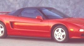 Acura NS-X (1990-2005), historia