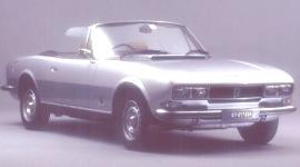 Peugeot 504 Cabriolet 1969, historia