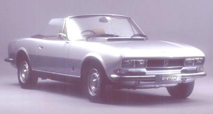 Peugeot 504 cabriolet 1977 01