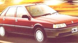 Renault 21 (Argentina), historia