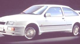 Ford Sierra Cosworth 1990, historia
