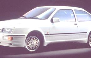 Ford Sierra Cosworth 1990, historia