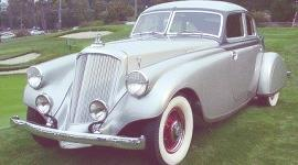 Pierce-Arrow Silver Arrow 1933, historia