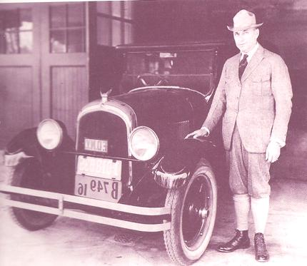 Walter P. Chrysler y B-Series