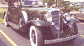 Marmon Sixteen 1932, historia