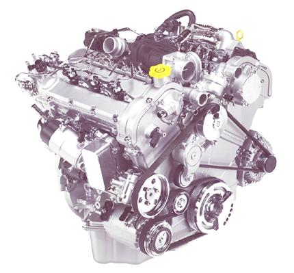 2009 2.9L V6 Turbo-Diesel for Cadillac CTS