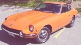 Datsun 240 Z 1969, historia