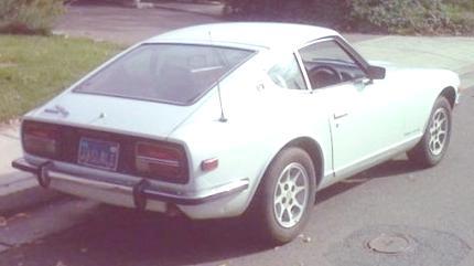 1972_Datsun_240Z_Rear_1