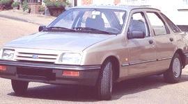 Ford Sierra (Argentina), historia